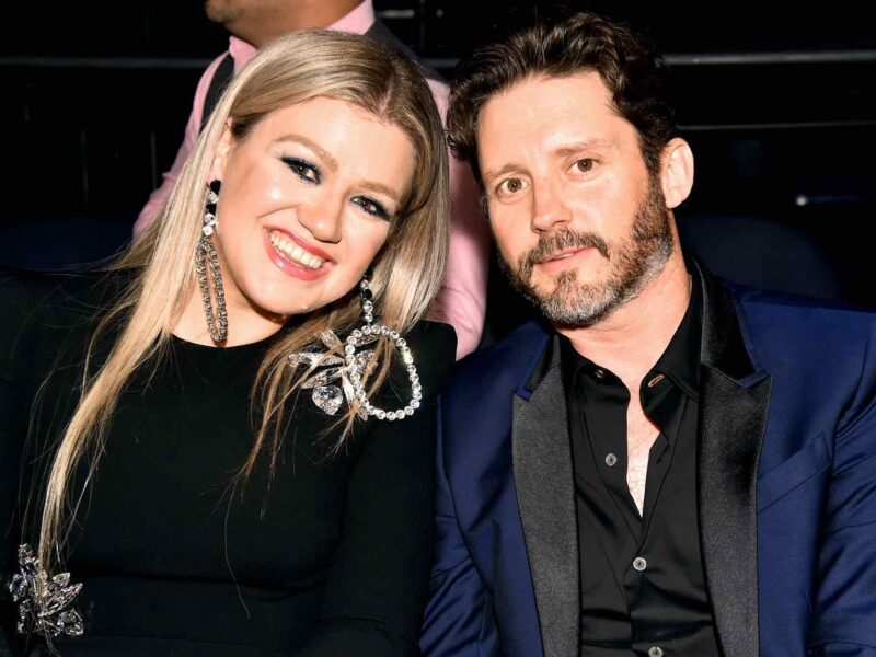 After a long and dramatic divorce from her husband Brandon Blackstock, is Kelly Clarkson officially single again? See the latest details.