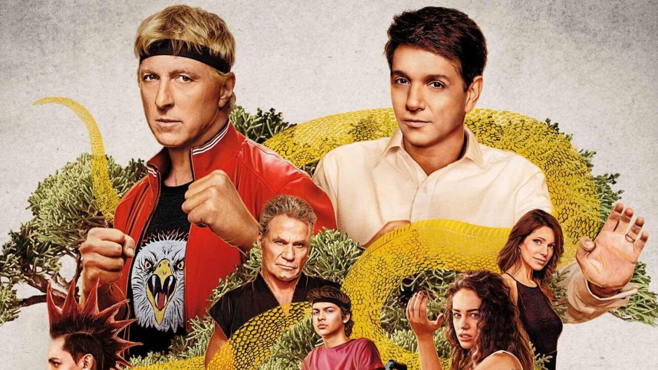 Netflix's 'Cobra Kai' recently dropped a first look at season 4, and even gave us fans a release date! Are you excited to punch in and watch?
