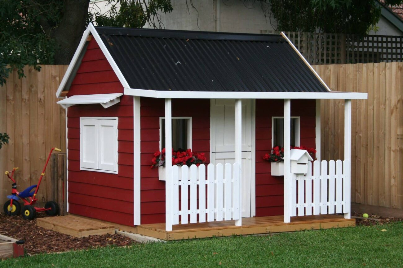 Before you surprise your kids, there are five things you absolutely must consider. Use these tips to get the perfect cubby house for your kids.