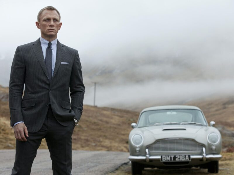 """Daniel Craig might retire from the role of 007 in the next movie. But who's next? Grab your spy gear and investigate the next """"Bond. . . James Bond."""""""