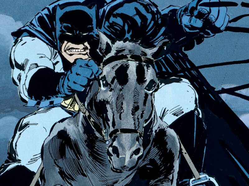 Frank Miller's 'The Dark Knight Returns' is the best Batman comic of all time. If you think we're wrong, you're nothing but a Joker.