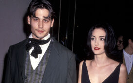 Johnny Depp loved Winona Ryder so much, he got her name tattooed. Travel back to the early 90s and rediscover the true meaning of couple goals.