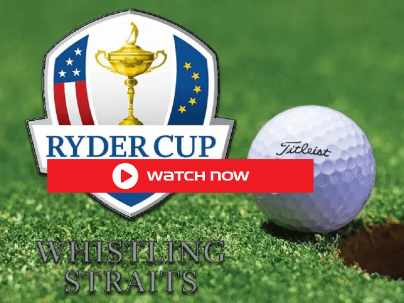 The 2021 Ryder Cup Live Stream will take place on the Straits Course at Whistling Straits in Kohler, Wisconsin, and be played September 21-26, 2021.