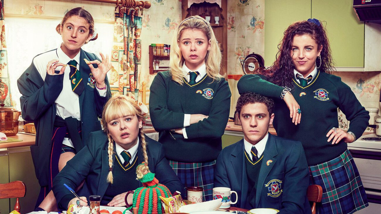 So today, let's celebrate 'Derry Girls', and ask ourselves: why is this beloved series coming to a close after season 3?