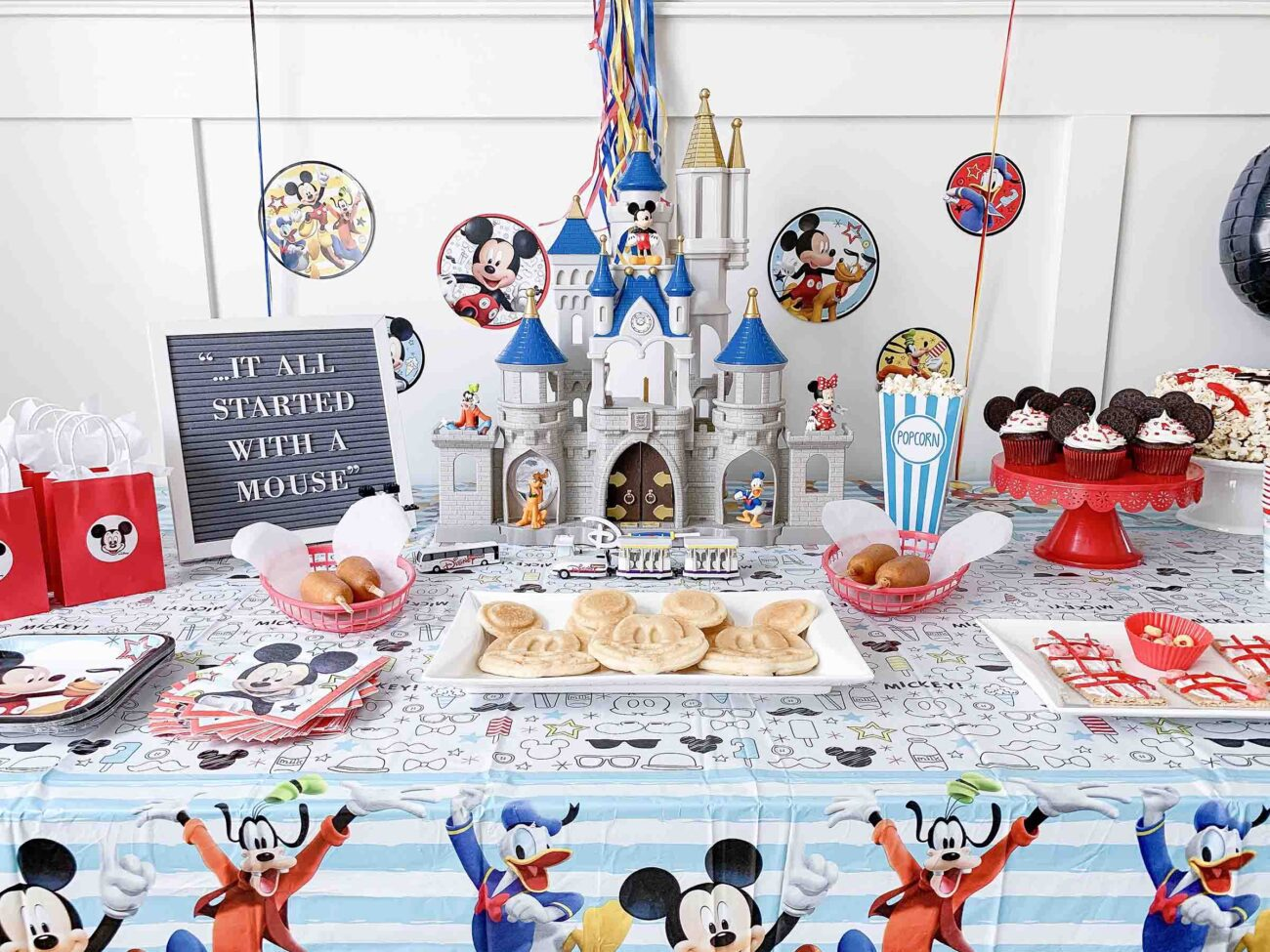 Are you looking to throw your kids the best Disney theme party ever? If so, you have to check out our list of the best ideas to make you party magical!