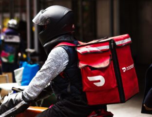 DoorDash is suing New York City for the second time this week! Learn all about why the food delivery app is at war with the Big Apple here!