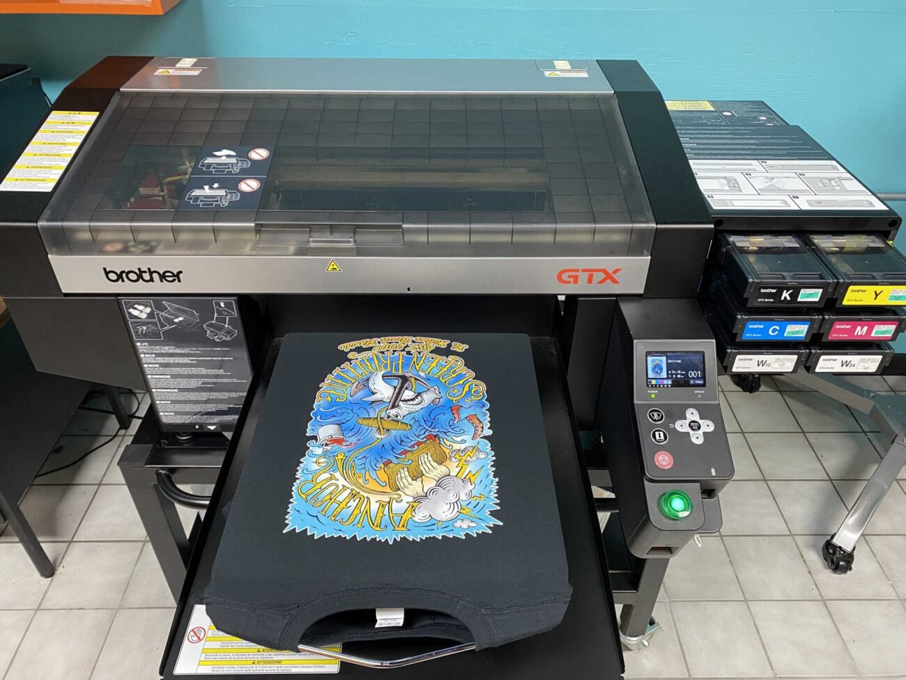 Are you looking for a new printing solution? Check out DTG or Direct-to-Garment! Dive into the details of this revolutionary new printing technology here!