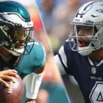Don't miss a single second of this game at 'Eagles vs. Cowboys' on September 27, 2021! including how to watch TV channel game live stream for free on Reddit!