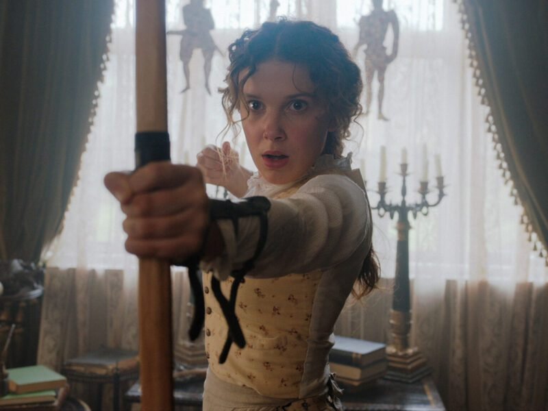 The first 'Enola Holmes' film was a big hit for Netflix. When can we expect to see the next installment of the teen detective on the streaming service?