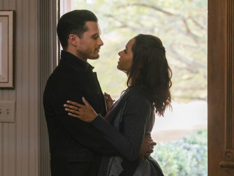 We're still trying to wrap our heads around why Enzo got his happy ending. Weren't there were other 'Vampire Diaries' characters who were more deserving?