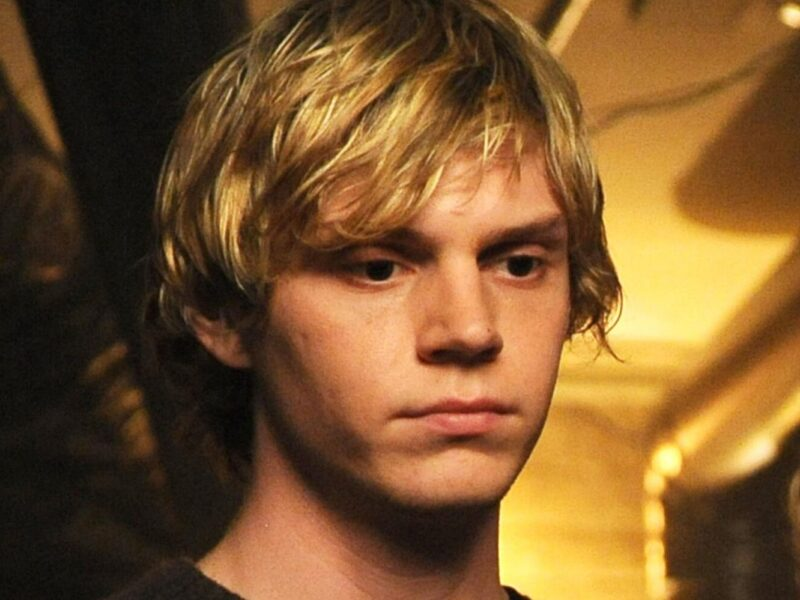 From school shooter to hairstylist, Evan Peters is as quintessential to 'American Horror Story'. Here are his most iconic roles.