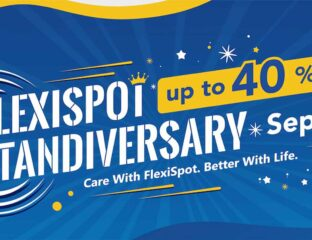 Tired of your work from home setup? FlexiSpot is celebrating their fifth anniversary with prizes and huge discounts. Learn more about the Standiversary!