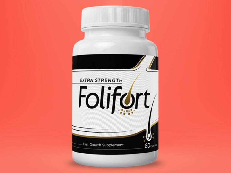 Are you struggling with thinning, lifeless hair? Folifort may be the solution! Dive into the details and decide if this natural supplement is right for you!