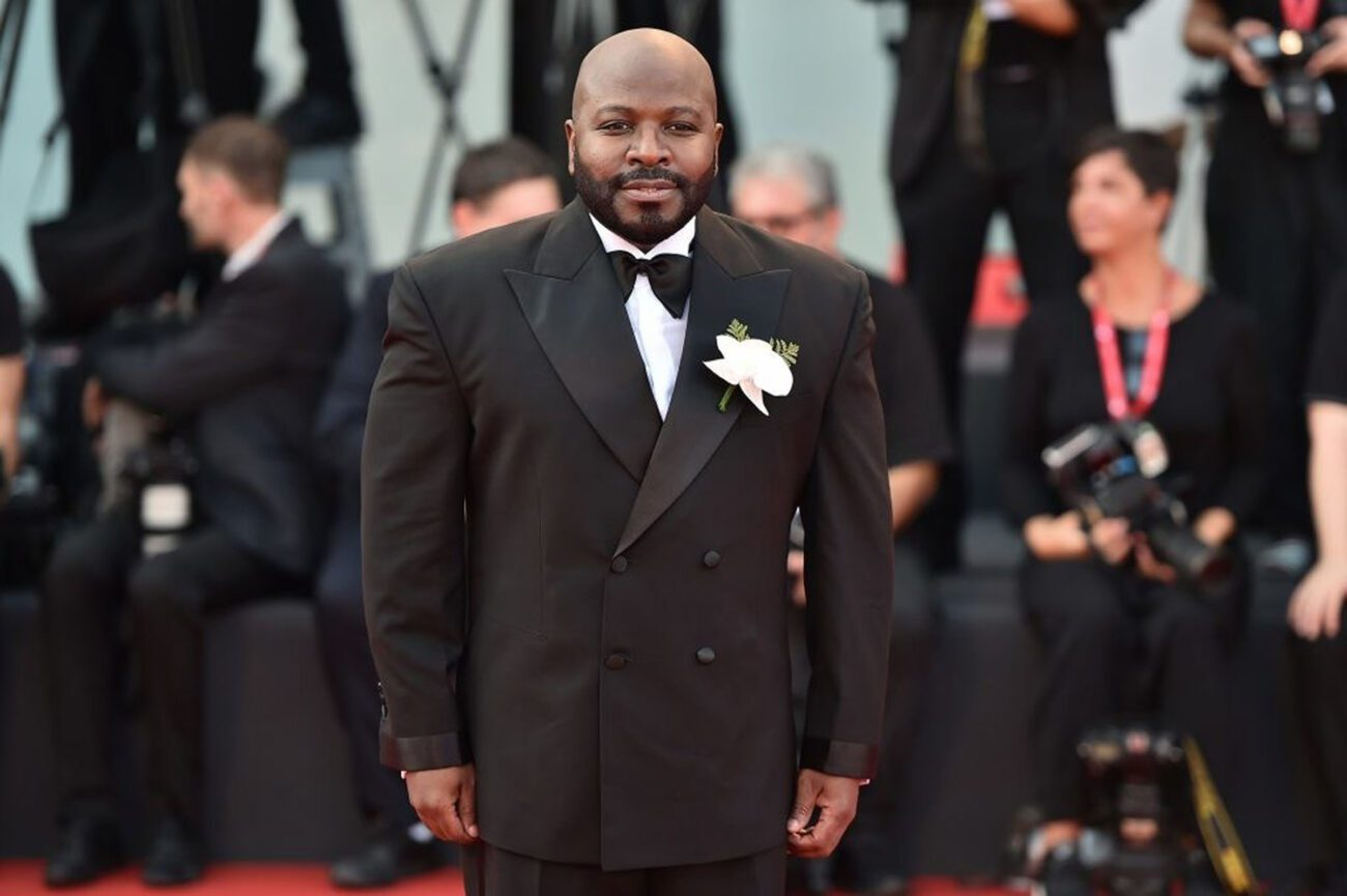 International activist and artist champions women's rights and general inclusivity in film industry. Check out Franklin Eugene at the Venice Film Festival!