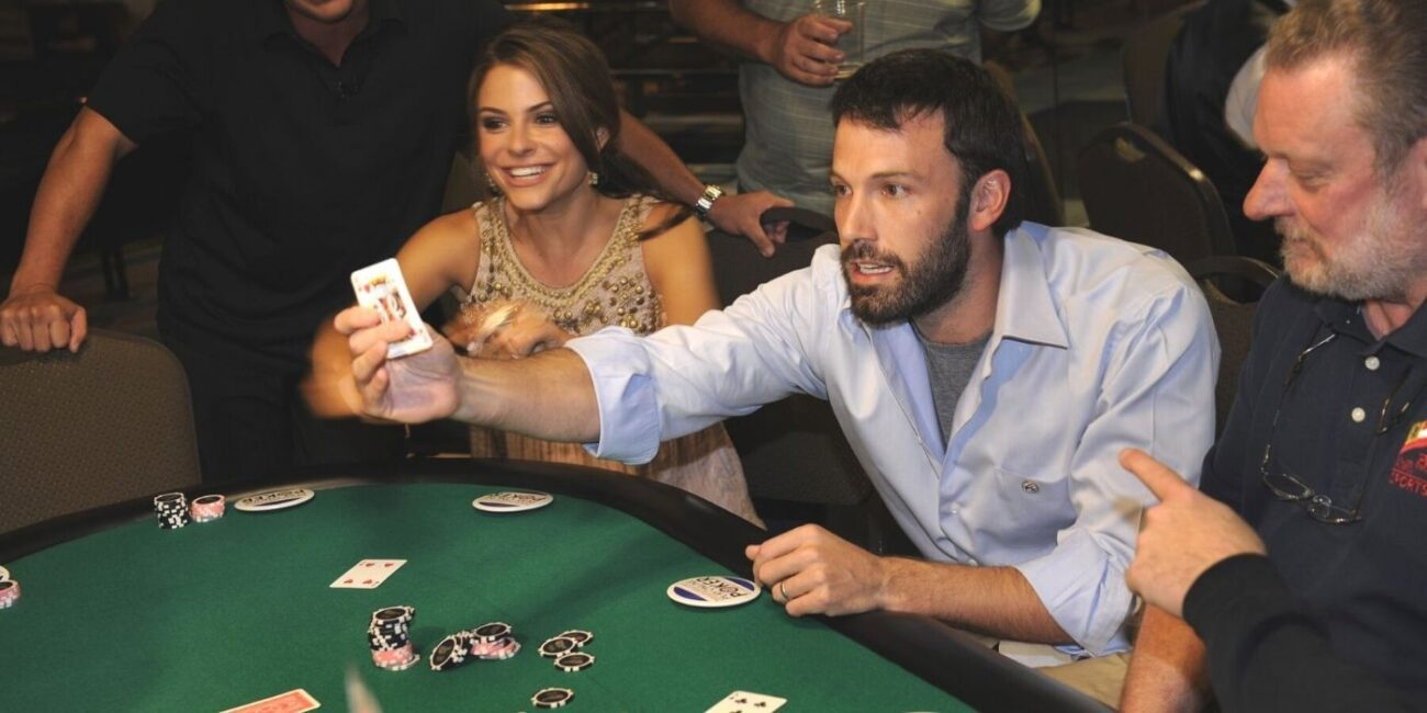 Tons of famous actors like to hit the crap tables and gamble. Here's a rundown of the most notable stars who are also gamblers.