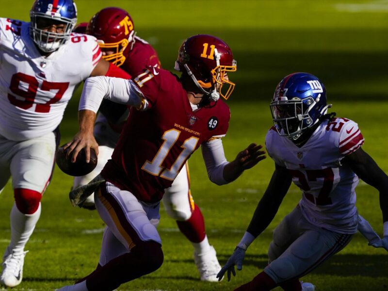 The New York Giants face off against Washington at FedExField. Catch these live streams for free and don't miss a second of the hard hitting action!