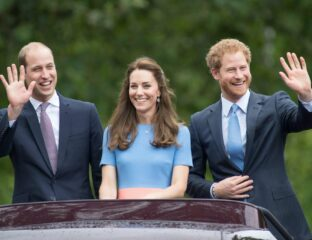 Let's take a look at the rift between the Royal Family here, and just what folks are saying about Prince Harry and Kate Middleton.