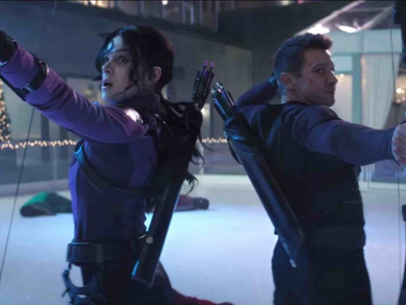 Should Jeremy Renner keep playing Hawkeye? Dive into the discussion surrounding the character following the release of the 'Hawkeye' trailer.