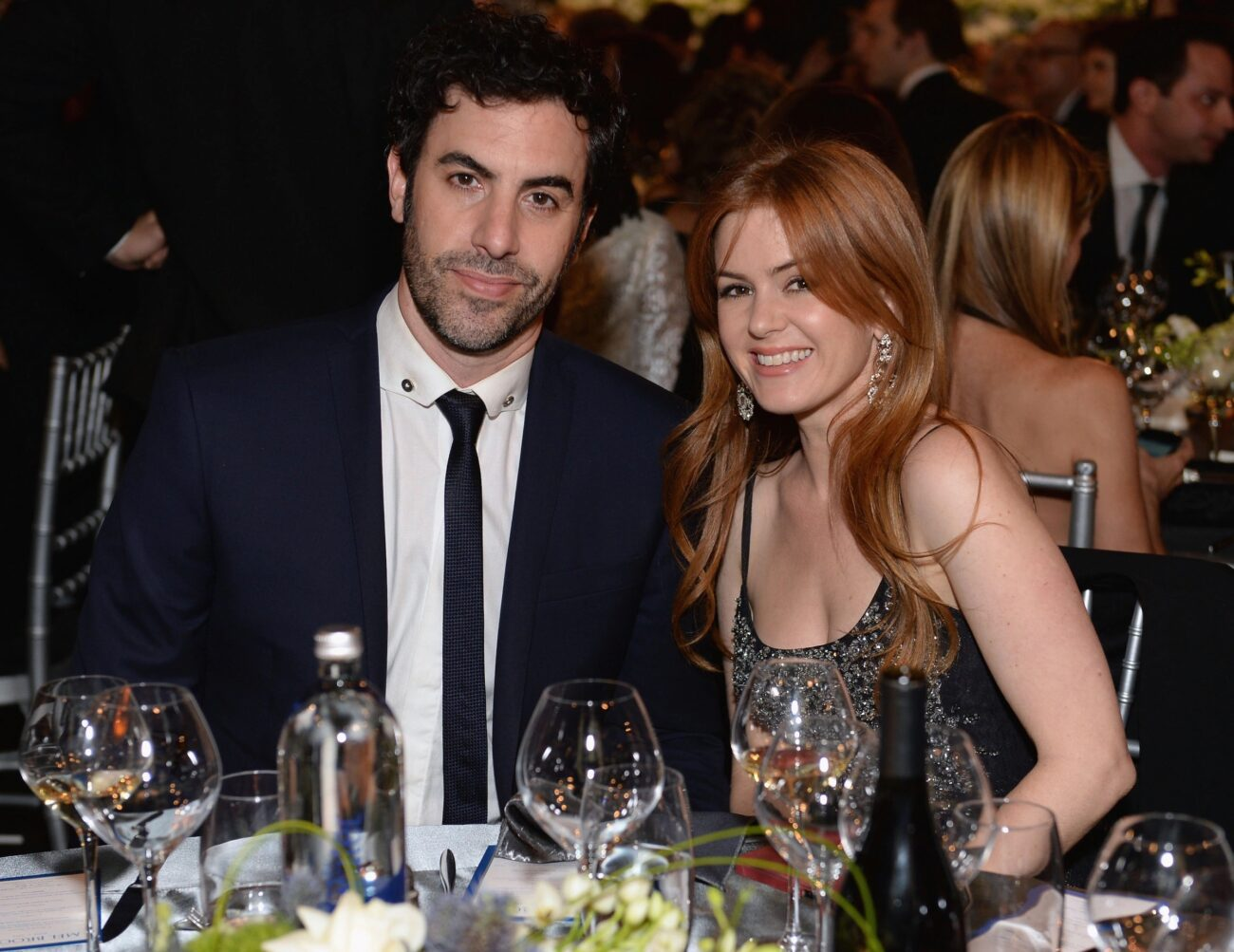 Sacha Baron Cohen and his wife Isla Fisher are known as one of Hollywood's funniest couples. So, why did they have to flee Sydney?