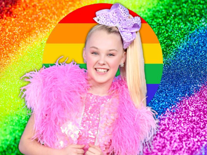 We now know who JoJo Siwa's partner was after watching Monday's 'Dancing with the Stars' Premiere. Just how did this young star make history?