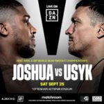 The Joshua vs Usyk fight is finally here. Find out how to live stream the anticipated boxing match online for free.