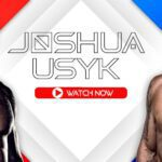 Here's a guide to everything you need to know about Anthony Joshua vs Usyk including Full cards fights live stream on Reddit.