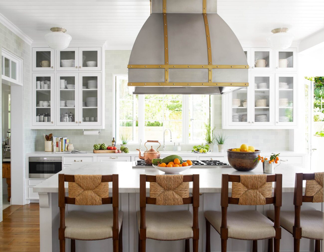 It's always worth spending a little time and effort decorating the places where you spend the most time. Personalize your kitchen today with these tips.
