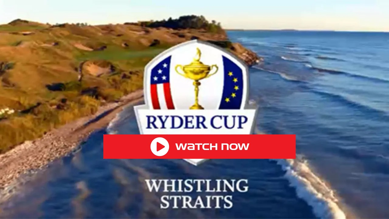 Ryder Cup Golf 2021 Live Stream starts on 24 September 2021 and it will be completed on 26th September 2021. The tournament stadium is Whistling Straits.