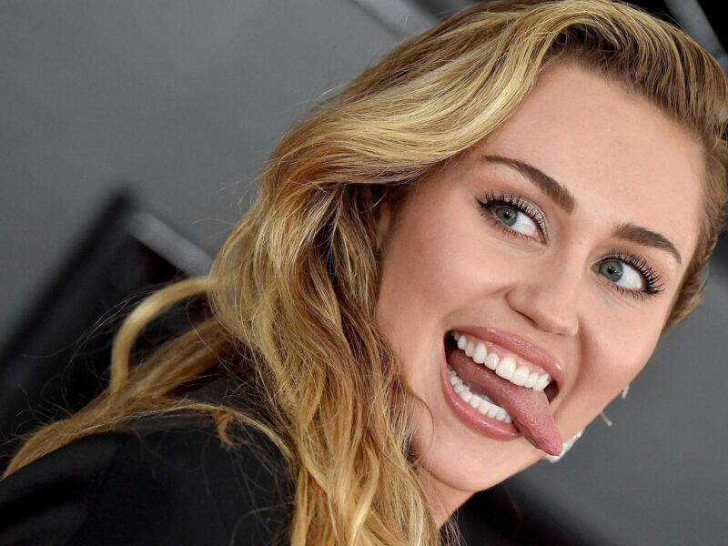As far as figuring out who Miley Cyrus is dating right now, she's been keeping things pretty low-key. Is she hinting about a new relationship?
