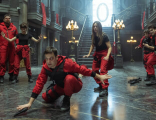 Now that 'Money Heist': Part 5 is out, the pressure is on for the show. Or, wait . . . is it Part 5: Part 1? Let's back up a bit and explain some things.