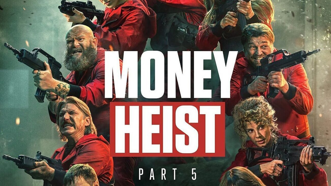 'Money Heist' part 5 has arrived and it has been incredible to watch so far. Will Tatiana join the gang once again?
