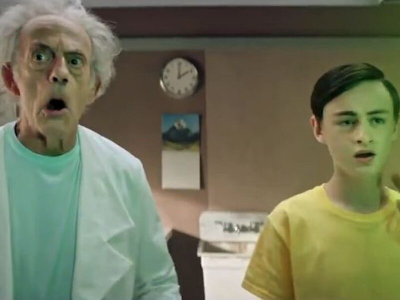 Will Adult Swim really roll out a live-action 'Rick and Morty' spinoff? Find out if their recent tweets are a gimmick or if they're the start of a new show.