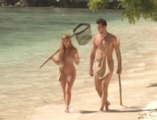 'Naked and Afraid of Love' may be the end all be all of reality TV. Strip down the story and find out what has led us to the wildly intriguing show.