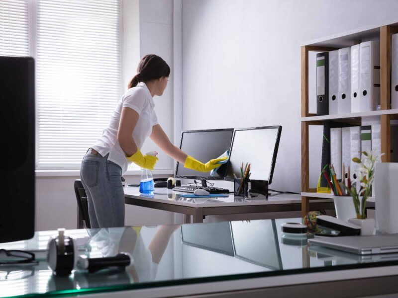 Cleanliness in the workplace is important, now more than ever. Learn the facts about commercial cleaning services and make the right choice for your office!