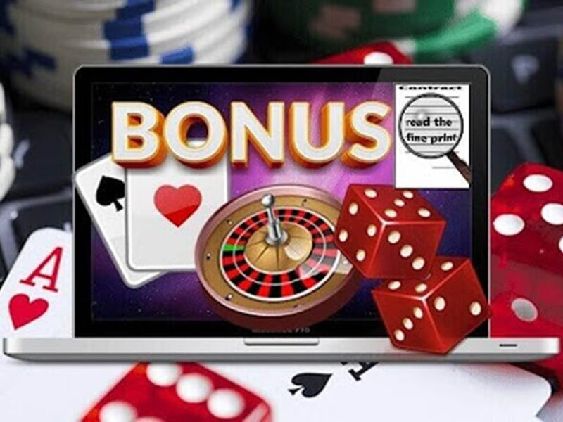 Online gambling is more popular than ever. Did you know that some online casinos offer promotional deals and bonuses for new players? Check out the deals!