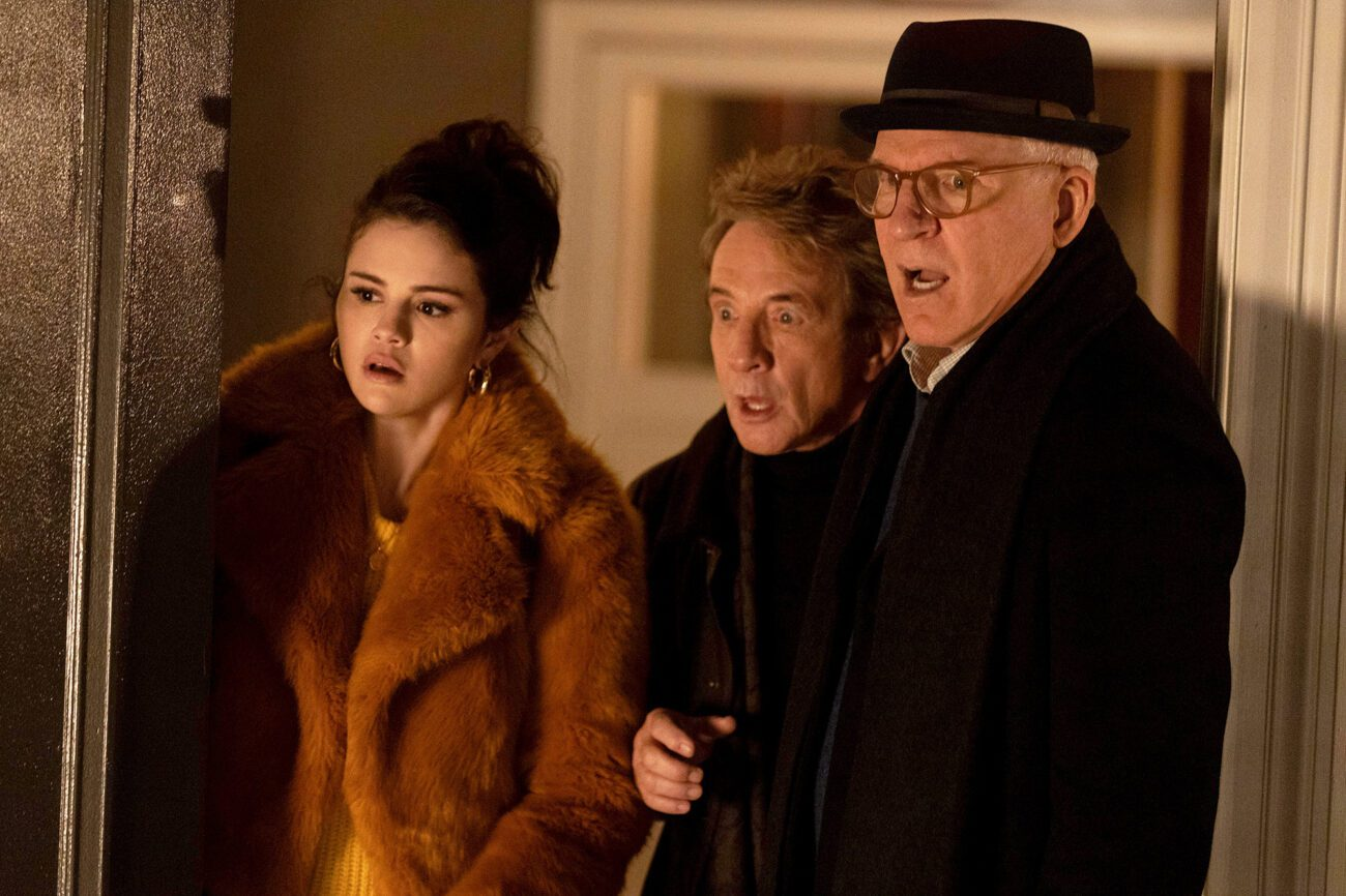 Selena Gomez, Steve Martin, and Martin Short are teaming up for the new Hulu series 'Only Murders in the Building'. Could it be a flop?