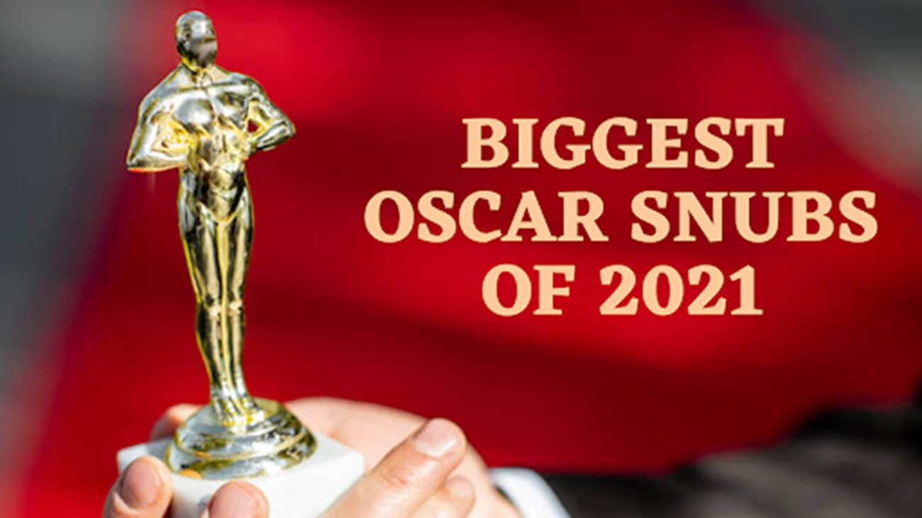 For many critics and filmgoers, the Academy Awards miss the mark more than they get things right. Dive into our list of the most shocking Oscar snubs!