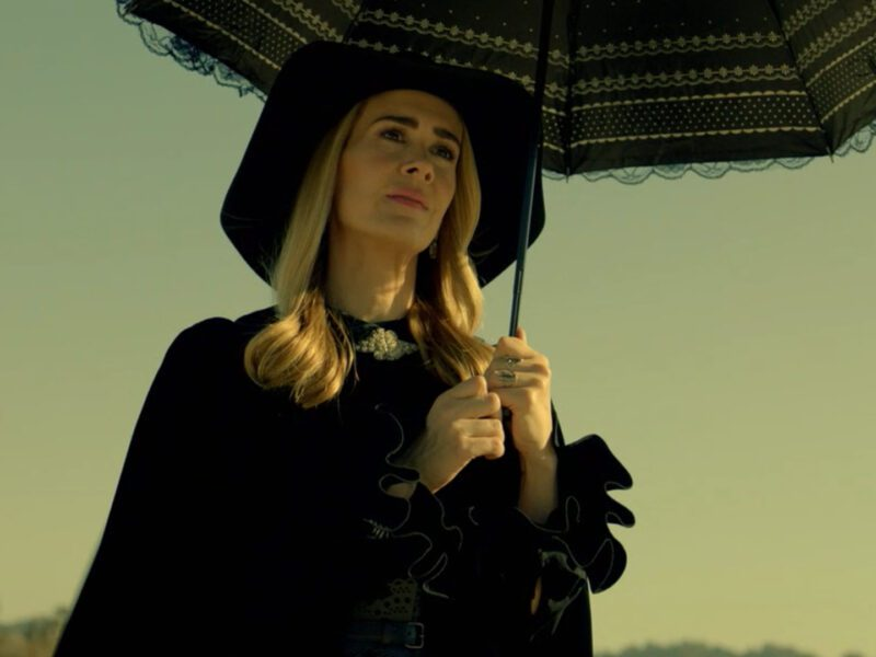 Will this season of 'AHS' be the final curtain call for Sarah Paulson? Say it isn't so! Catch the latest 'American Horror Story' news for yourself here.