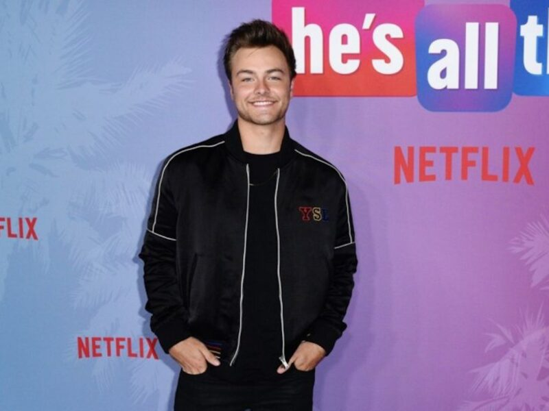 Did Peyton Meyer release his own sex tape? Investigate as to why the Internet thinks that the 'He's All That' star did.