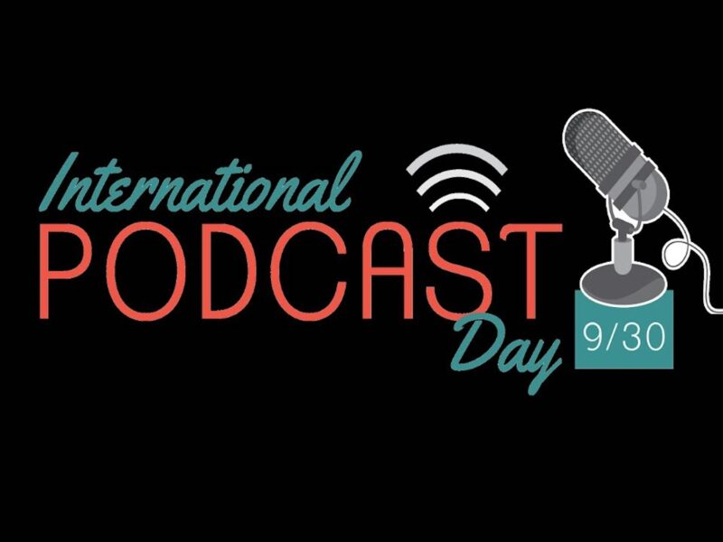 It's International Podcast Day! Go through Twitter recommendations to see what podcasts are so good that you can't skip them.