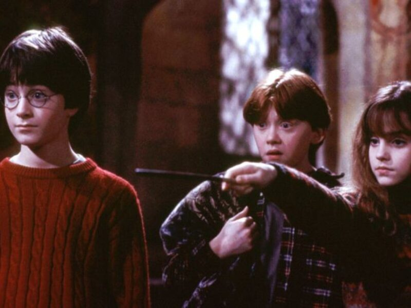 Today is a special day for Potterheads everywhere as it is the first day back at Hogwarts! Let's find out which 'Harry Potter' house you belong to here.
