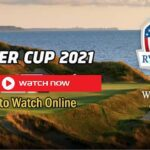 The Ryder Cup 2021 is finally here. Find out how to live stream the anticipated golfing event online for free.