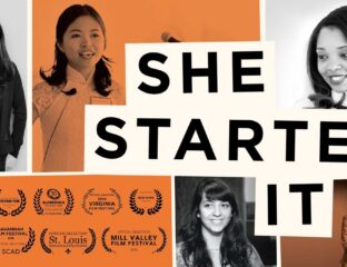 We sat down in Insiyah Saeed, a documentary filmmaker and journalist to talk about her debut film 'She Started It'. Here's what she had to say!