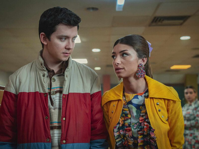 'Sex Education' has reached the Netflix TV Show milestone of a third season. Do the new episodes finish the story? Find out what the show's star says!