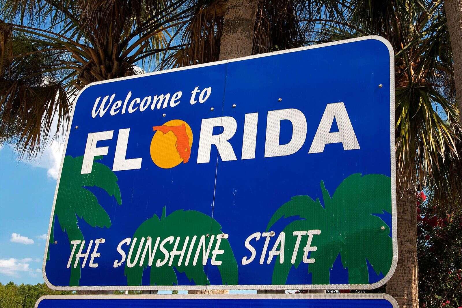 shot in Florida