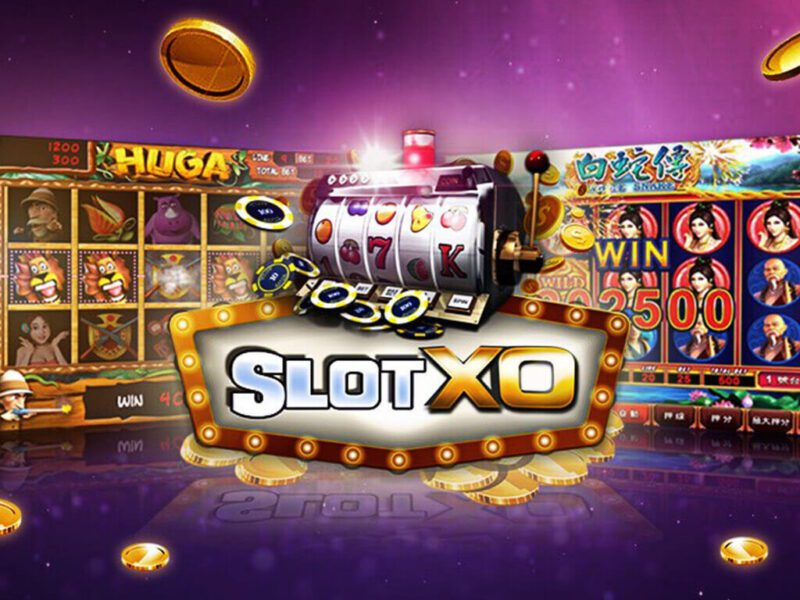 There are so many branded online slot machine games in Thailand, still Slotxo is one of the best. Here's why.