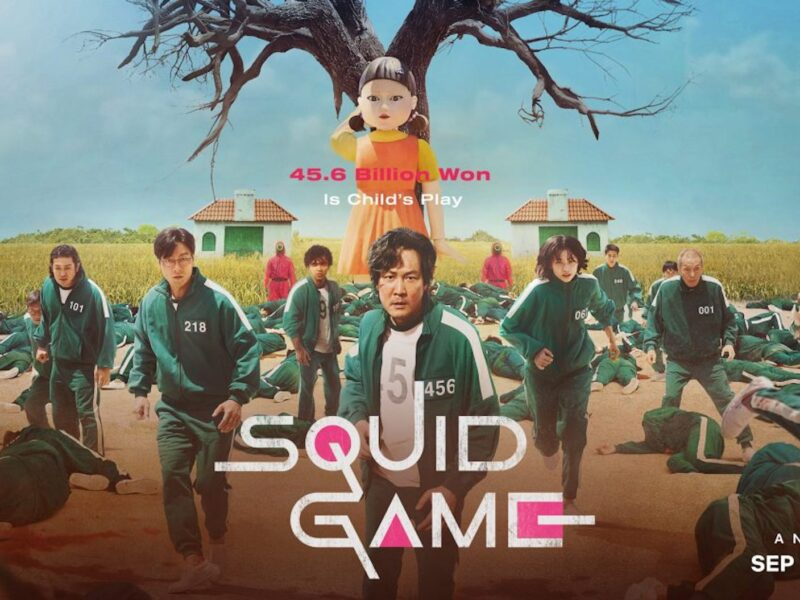 Obsessed over Netflix's 'Squid Game'? Learn about the body painted extras and how much they were paid in the K-drama.