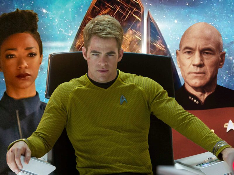 Is the new 'Star trek' movie going to have an original story? Don't get too disappointed if the filmmakers are, once again, going where we've gone before.