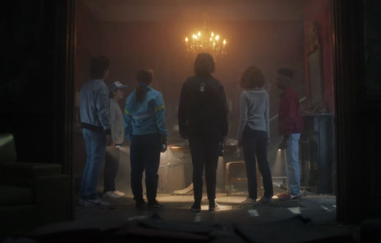 Step inside the Creel House with the newest 'Stranger Things' teaser on Netflix. Does this tell us when season 4 will drop? See what we've learned.