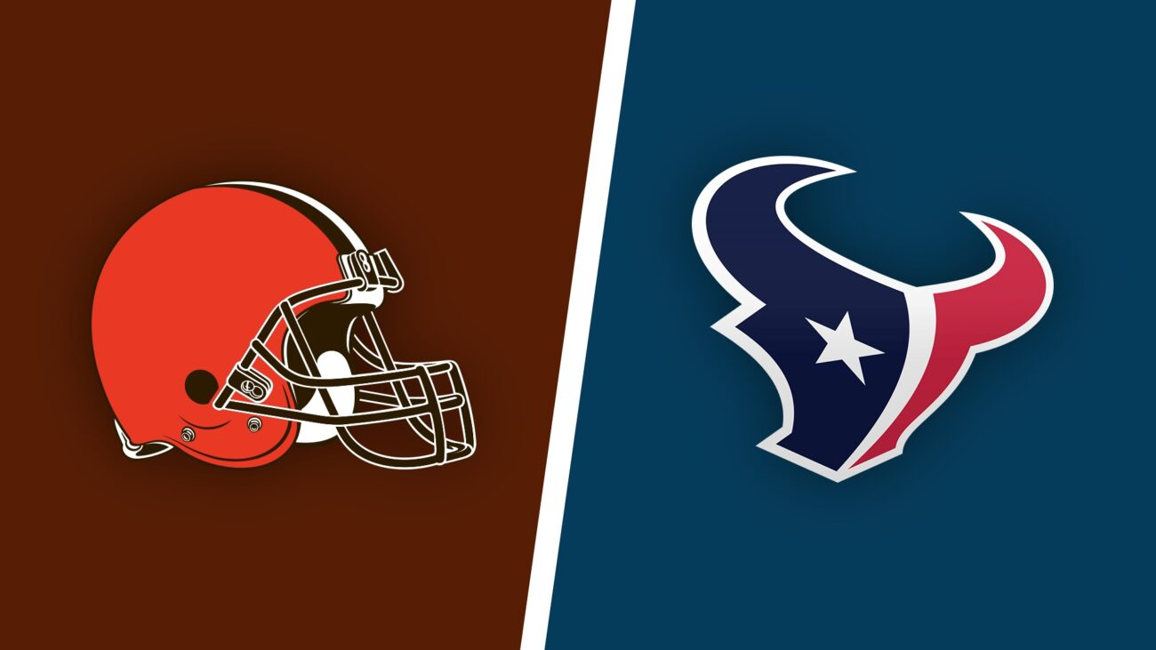 With football season now in full swing, it's time to watch Texans vs Browns to see who comes out on top. Stream all the action online for free.